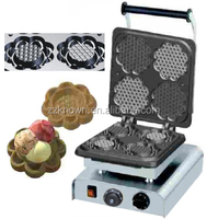 Various Stainless Steel Waffle Maker Shapes