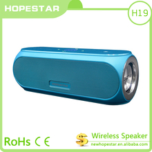 ABS bluetooth speaker speaker box design box subwoofer for wholesale and retail