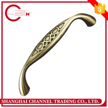 Beautiful design crystal cabinet handle