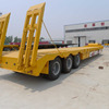 Construction Machinery Transportation 3 Axle 60Ton