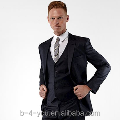 High Quanlity Men's Blazer Top Design Formal Business Suit