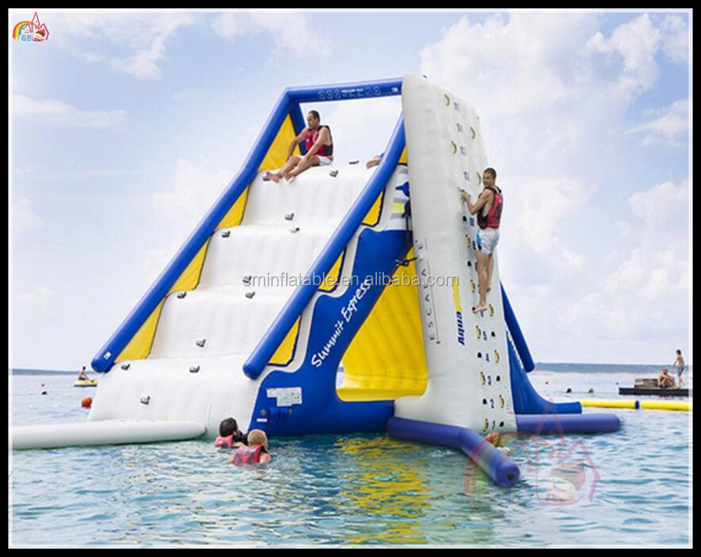 Best Selling Inflatable Lounge Lizard Inflatable Water Play Climbing Games Park Parts Equipment On Sale