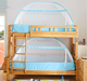 Foldable portable free standing mosquito net