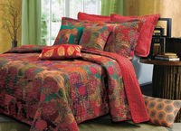 Fashion home brand printed quilts