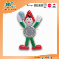 HQ7986 doll badge with EN71 standard for promotion toy