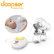 Doopser Baby Care Portable Double Electric Breast Pumps BPA free Silicone Breast Pumps