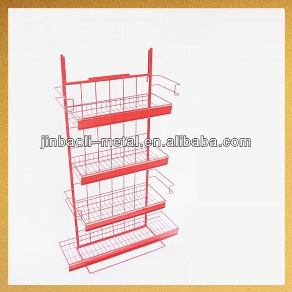 JBL Metal rack, iron wire display stands