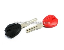 Motorcycle Blank Key Case Shell Transponder Key For Ducati 696 Monster 1100