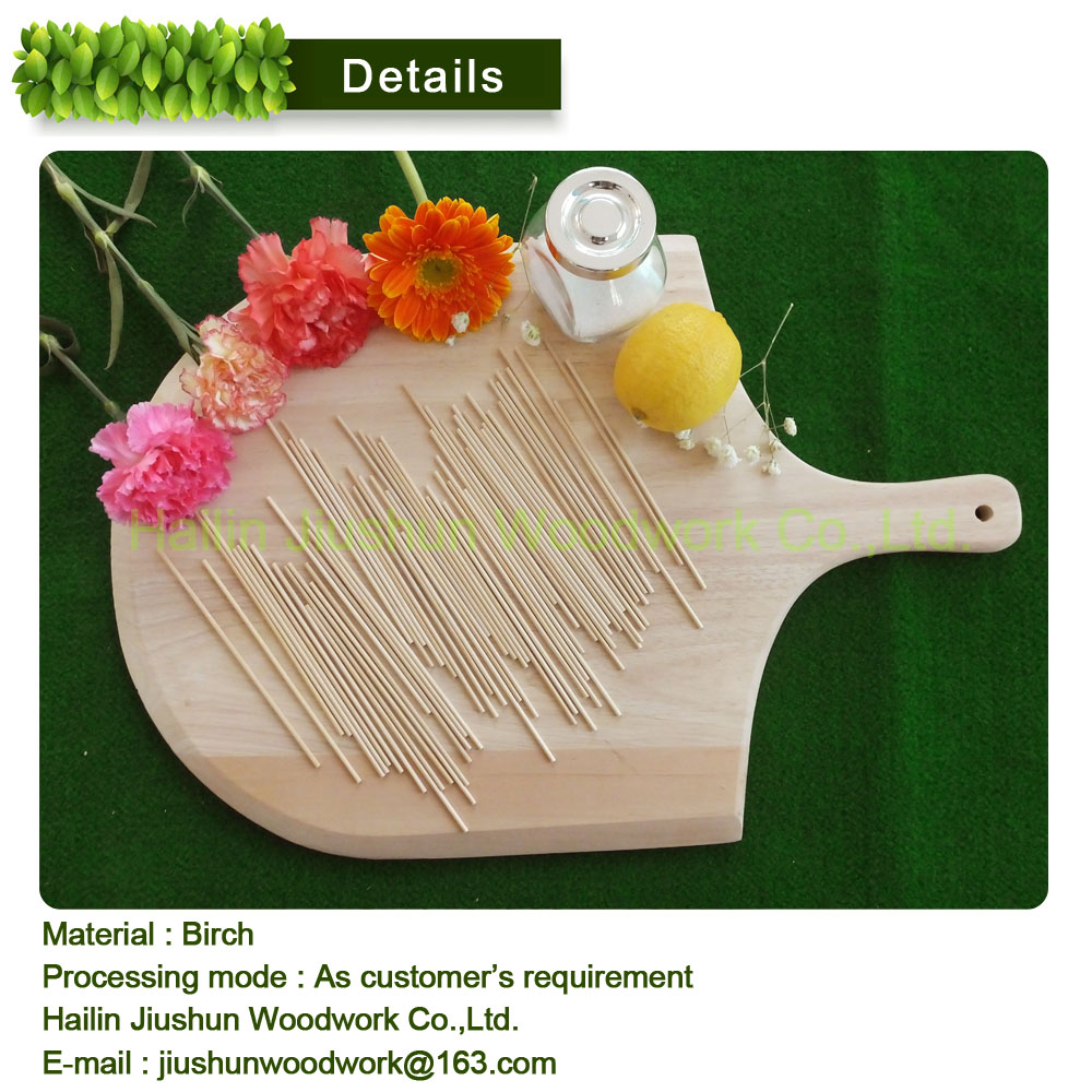 Direct manufacture Natural wooden round sticks/candy stick/DIY craft