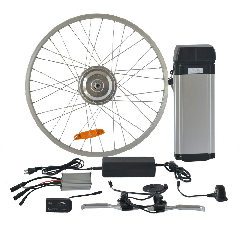 48v 1000w front wheel motor electric bike kits for sale