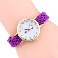 2928 Top Luxury Simple String Band Wrap Women Watches Punk Style Gold Chain Bracelet Watch Dropshipping