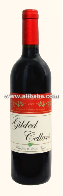 Gilded Cellars 2012 Red Wine