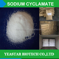 Sodium Cyclamate Cp95 Nf13 Sweeteners In