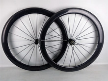 2017 50mm clincher carbon wheels 21/23mm width bicycle parts,one year warranty bicycle wheel