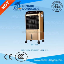 DL DC HOME DC & AC 127V 60Hz USE HOMAPPLIANCE WATER MEXICO SMALL AIR COOLER