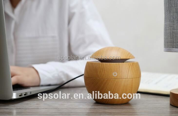 2017 Hot product electric usb mini air ultrasonic aroma diffuser