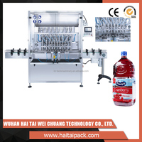 Customized Design Small Scale Liquid Filling
