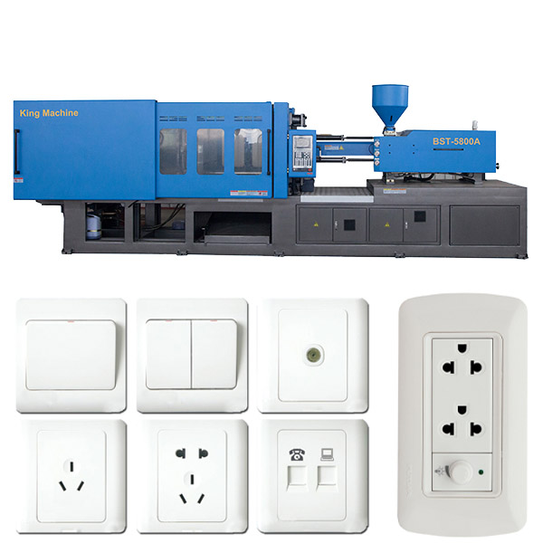 Top Quality Switch Box Making Machine / Injection Machinery