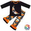 New Design Two Piece Boutique Halloween