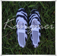 cleverdeal Boutique Lovely Baby Girl Zebra Animal Print Soft Crib Shoes Worldwide free shipping