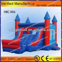 For home and mall plastic slide for play set