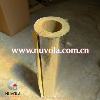 Rockwool Pipe Insulation Cladding Buy Heat Insulation