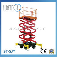 SUNTECH Scissor Jack with Electric Motor Made in China