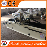DMSQ-S automatic knife grinding machine,oscillating knife cutting machine,high power edge knife sharpening machine laser