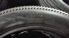 Antique motorcycle sawtooth motorcycle tyre 4.50-18 4.00-19 4.00-18