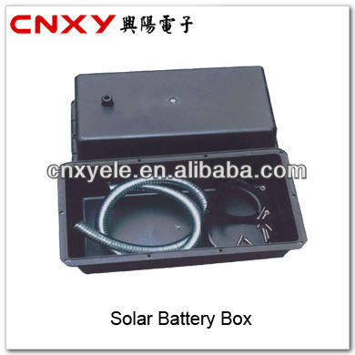 2013 NEW 12v buried battery box
