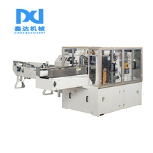 Facial tissue soft bag package machine for paper plant FT602