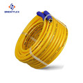 Chinese spiral acid and alkali resistant farming use pvc braided hose agricultural chemical factory supplier