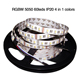 5050 rgbw 4 in 1 color led strip light with very good factory wholesale price
