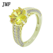 wholesale micron gold plating jewelry wedding fashion rings for women silver 925 jewelry new model ring