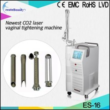 hot professional skin rejuvenation vaginal tightening co2 fractional laser equipment with ce