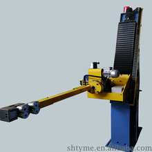 Fiber optic cable machinery--Traverse unit coil winding machine