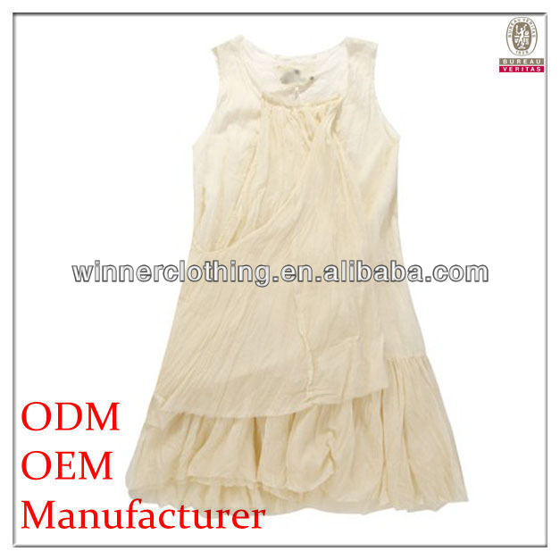 Shenzhen OEM garment factory direct made of honor dress