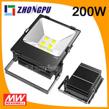 flood projector 200w led replacement of 400w hps