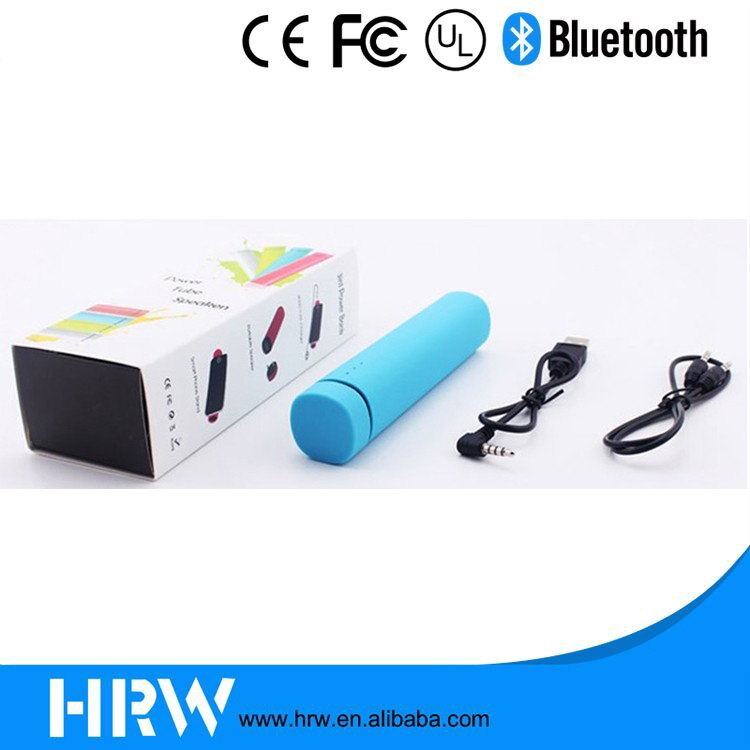 CE ROHS FCC Approved 3 In 1 Function Mini Portable 4000mah Bluetooth Speaker Power Bank With Phone Holder c