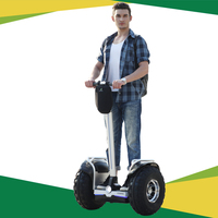 2400W Power and 3-5h Charging Time 2wheel scooter with roof