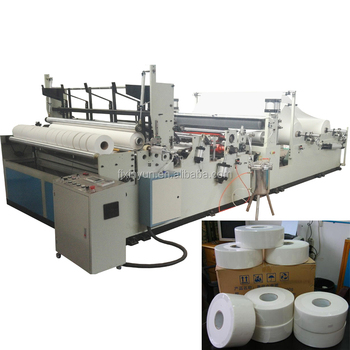 Automatic Small Paper Rolling slittingMachine