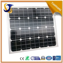 2015 95watt 150watt solar panel China TIANXIANG