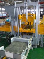 Model QFT3-20 fly ash block and brick making machine