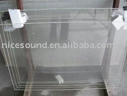 X-ray radiation protection lead glass