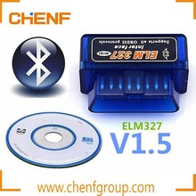New Arrived ELM327 Bluetooth OBD2/OBD2 with Best Price for Universal Car Model car diagnostic