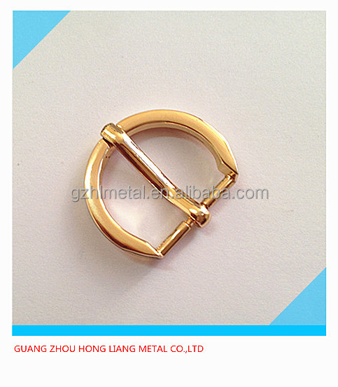factory wholesale metal pin belt buckle for bags and luggage