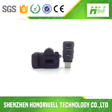 Novelty Gift Mini high-speed camera shape usb flash drive for promotional gift 16g