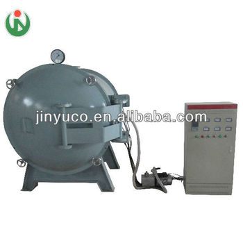 High temperature electric muffle box vacuum furnace