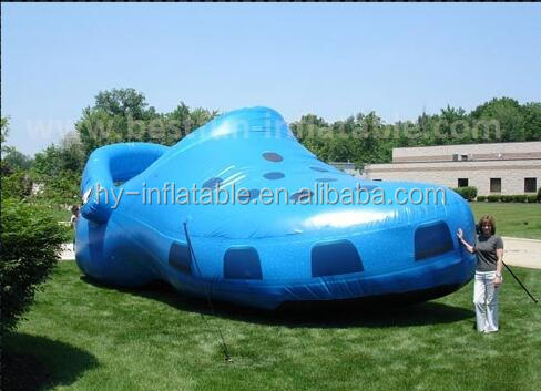 giant inflatable shoes model advertising for sale crocs