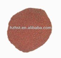 Garnet abrasive for sand blasting